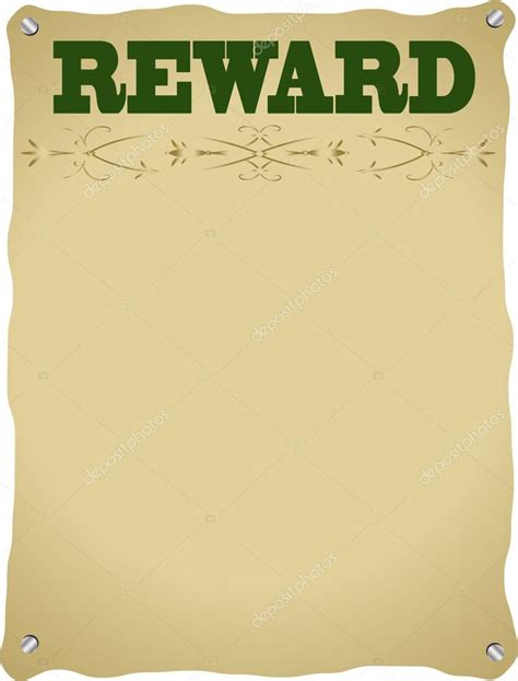 reward posters template related keywords suggestions for reward poster