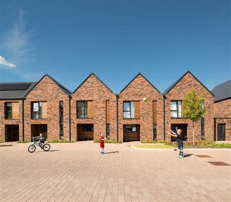 new build housing in paisley by fbn architects loretto