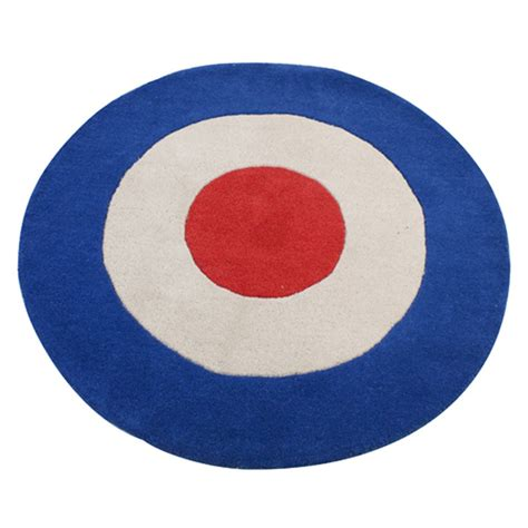 Rug Target Babyface Target 120cm Round Rug Babyface From Emporium