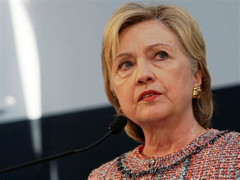 hillary clinton biography information hillary clinton s bio at a friendly event includes