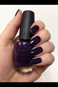 opi purple colors top 25 mysterious purple nails