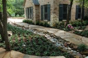 professional landscape design plans for drainage and grading