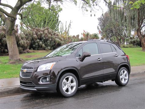 chevrolet trax 2014 review 2015 chevrolet trax drive