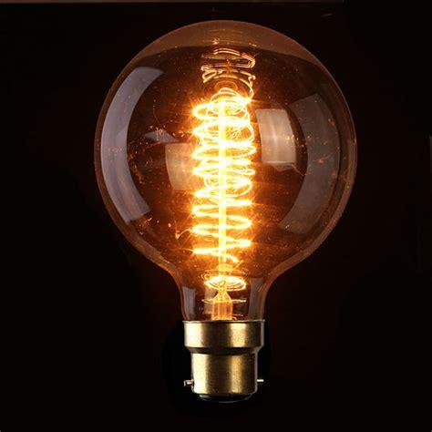 tungsten light bulbs for photography buy b22 60w incandescent 110 220v g125 edison
