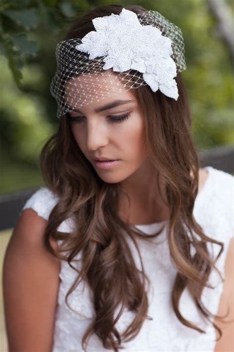 Percy Handmade - picture of gorgeous bridal headpieces by percy handmade