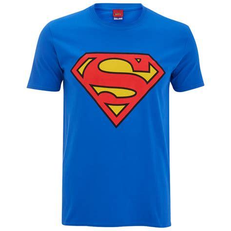 T Shirt Superman dc comics s superman logo t shirt royal blue