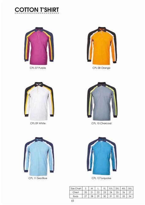 Baju Bola Polos Sports Polo Sukan Baju Lengan Panjan End 2 18 2018 3 45 Pm