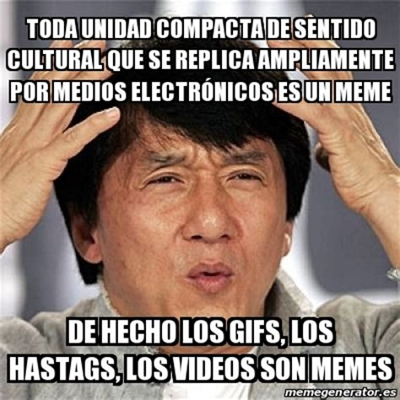 Cultural Memes - meme jackie chan toda unidad compacta de sentido