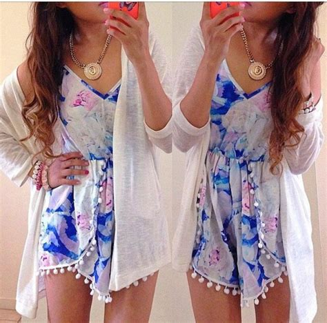 Romper Dress Cardigan by Dress Colorful Romper Cardigan High Waisted Shorts