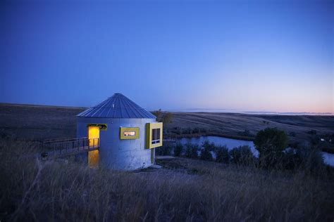 grain house the grain bin house collaborative design blog