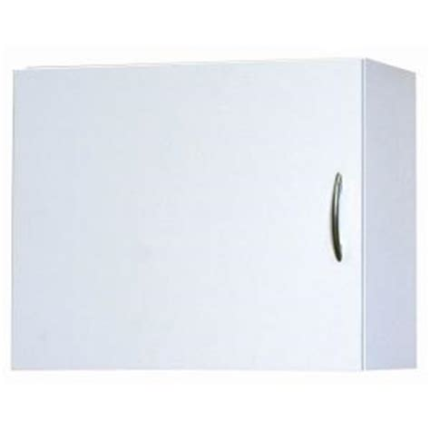 Closetmaid Cabinets White Closetmaid 19 7 8 In H X 24 In W X 12 1 4 In D Mdf Wall