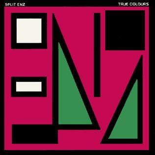 true colors album true colours split enz album