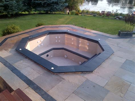 Permits for spas and hot tubs are generally required