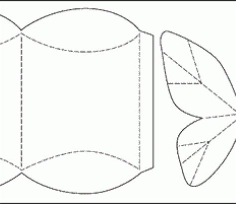 butterfly box template 3 d butterfly pillow box templates free card