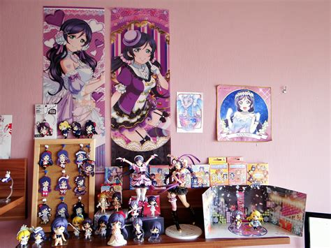 Nendoroid Plus Trading Rubber Straps Lovelive 05 nozomi collection myfigurecollection net