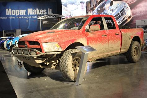 2016 ram runner sema 2010 dodge s answer to the raptor and more mopars