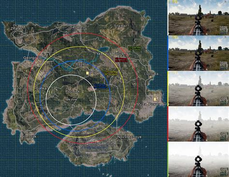pubg 2nd map overview for ainami