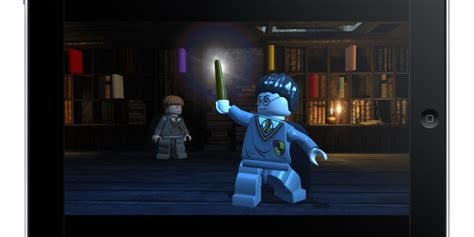 Lego Wars Iphone All Hp Warner Brothers Casts Summoning Spell For Upcoming Lego