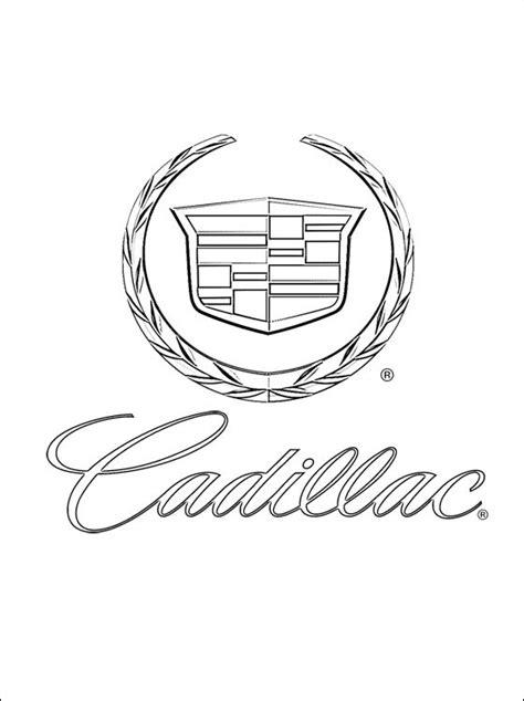 Desenho Cadillac para colorir | Desenhos para colorir