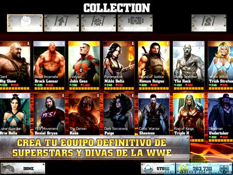 wwe card game mod apk wwe immortals mod apk free download