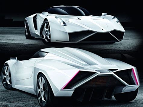 Wolf Auto by Automotive Design 2010 E Wolf Electric Sport Cars E 2