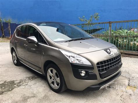 Peugeot 3008 2012 1 6 In Selangor Automatic Suv Brown For