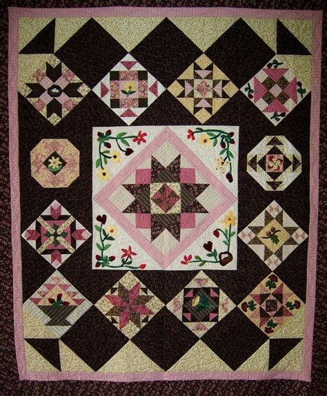 463 best images about brown pink quilts on