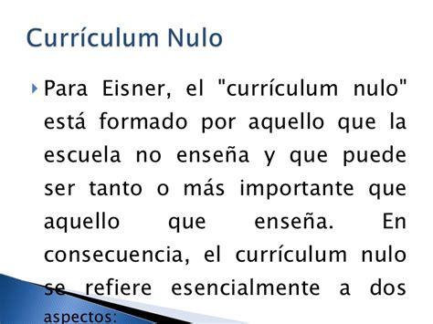 Diseño Curricular Institucional Definicion Curr 237 Culum Manifiesto Curr 237 Culum Oculto Y Curr 237 Culum Nulo 1