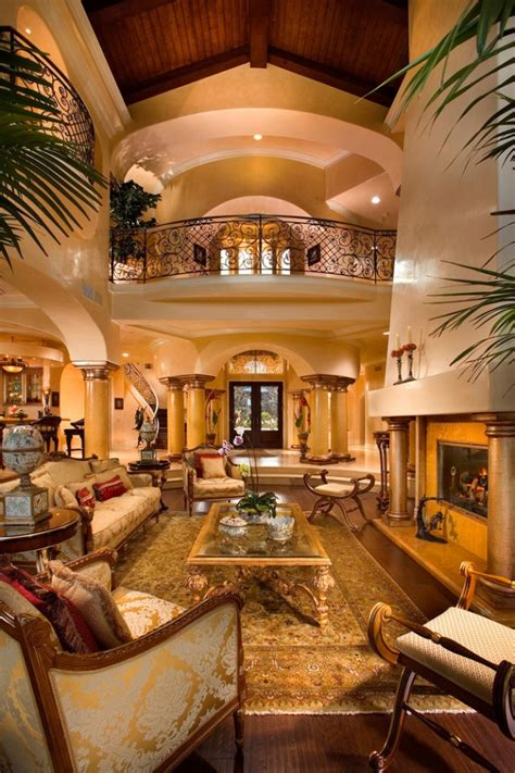 15 extravagant mediterranean living room designs that will