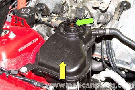 bmw 1 series engine coolant bmw e90 coolant flush e91 e92 e93 pelican parts diy