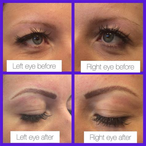 tattoo eyebrows dc 9 best permanent makeup before and immediately after