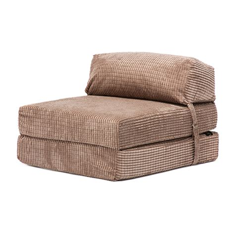 single sofa bed chair corduroy fold out single guest z chairbed folding