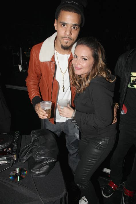 J. Cole Calls Angie Martinez on Power 105 | HipHop-N-More J Cole Parents