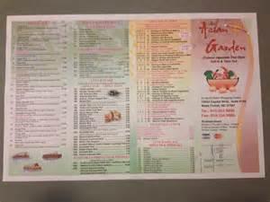 asian garden menu menu for asian garden forest