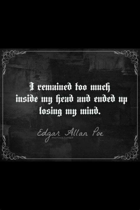 tattoo on my mind chords edgar allen poe quotes great list of edgar allan poe love