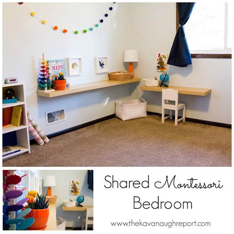 what is a montessori bedroom shared montessori bedroom