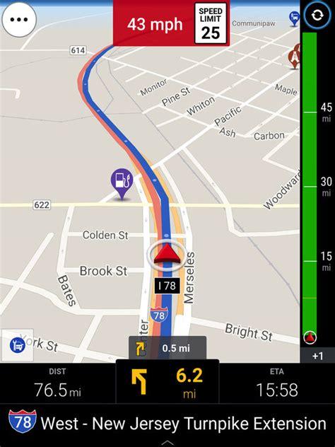 gps usa maps copilot usa gps navigation offline maps apppicker