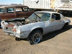 Chevrolet Used Auto Parts 1971 Chevrolet Camaro 71cc4787 Desert Valley Auto Parts
