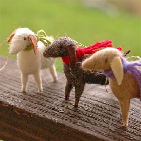 goat ornament goat ornaments a goat s
