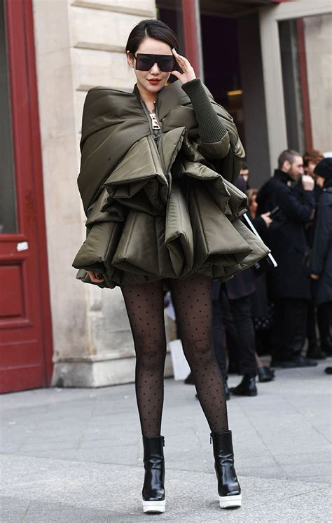 Fashion Week Fall 2007 Tights Tights Tights by 6 Stylish Ways To Rock The Legwear Trend Right Now