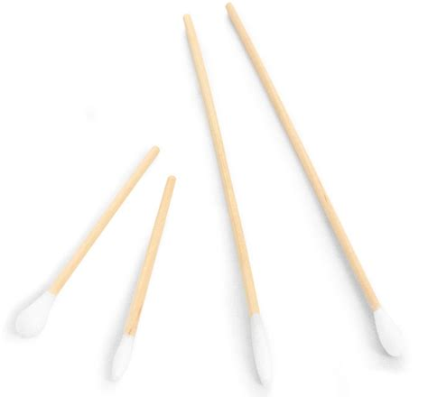 Cotton Swabs sks science products lab supply single use swabs