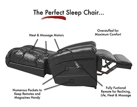 best recliner chair for sleeping sleeping recliner chair get a better sleep tonight