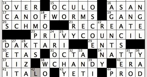 flowering shrub crossword rex does the nyt crossword puzzle st louis blues