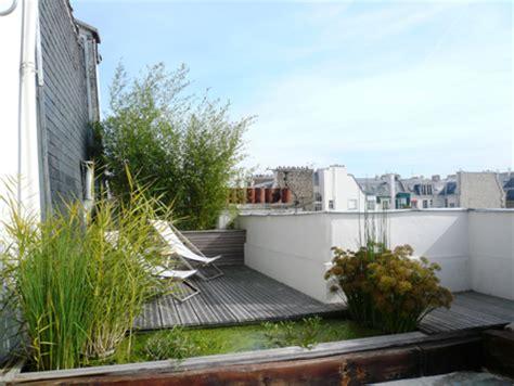 Amenager Terrasse D Appartement 3910 by Bambous Conception Et Am 233 Nagement De Jardins Jardins