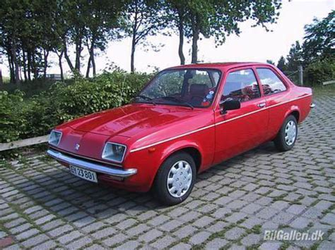 topworldauto gt gt photos of vauxhall chevette l photo