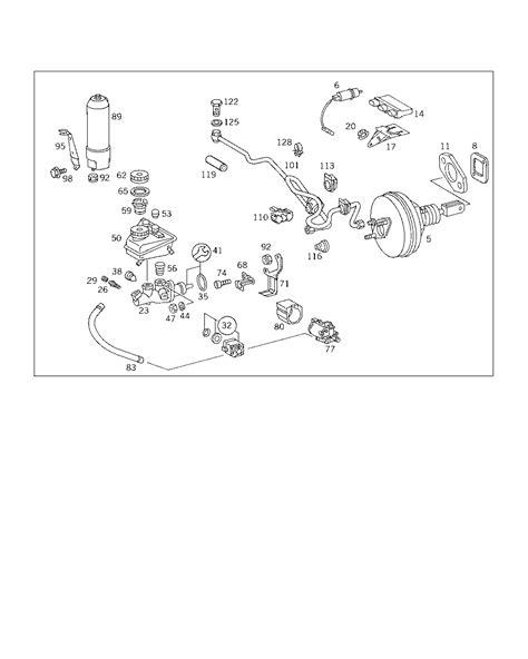 Brake Unit Mercedes A 025 545 4832 image