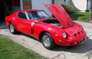 250 gto replica based on a nissan 280z with a bmw