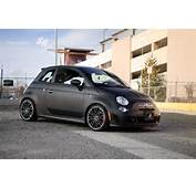 Restyled Fiat 500 Abarth By SR Auto  Autoevolution