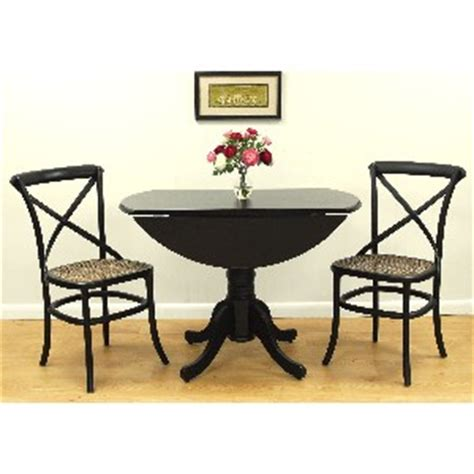 42 Inch Drop Leaf Pedestal Table by Drop Leaf Dining Table S Finds