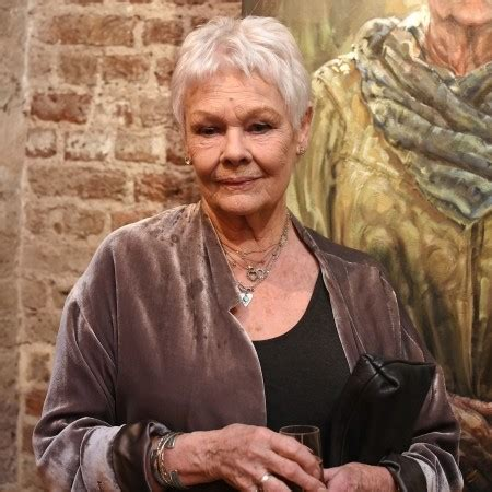 what products to use to get judi dench hair don t give up dame judi dench shares her advice on sex